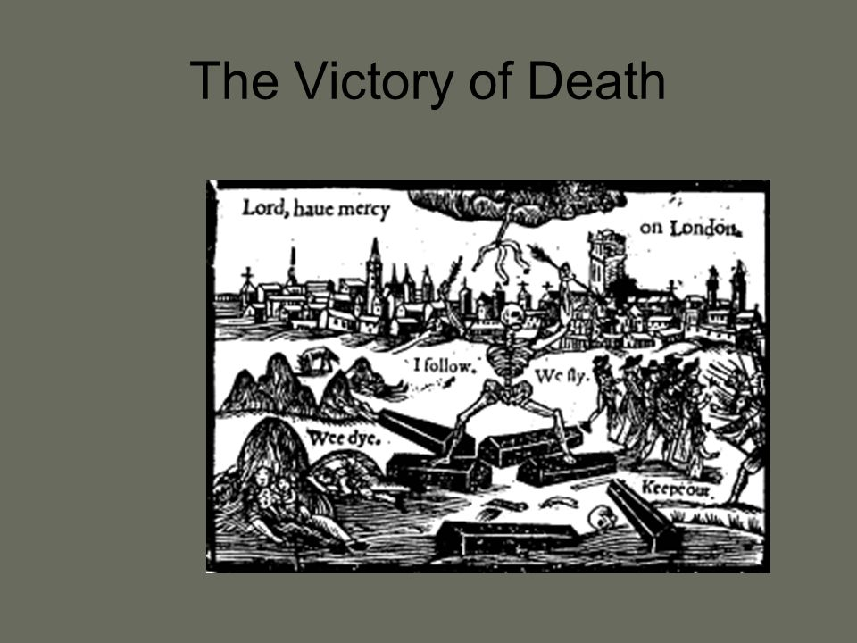 The Victory of Death
