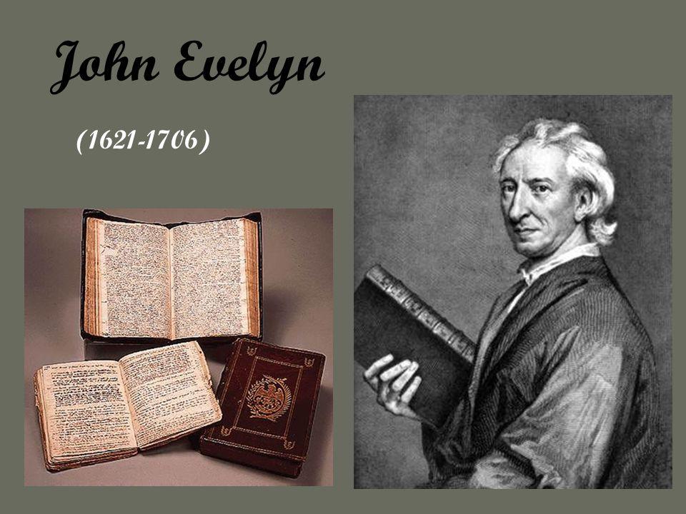 John Evelyn (1621-1706)