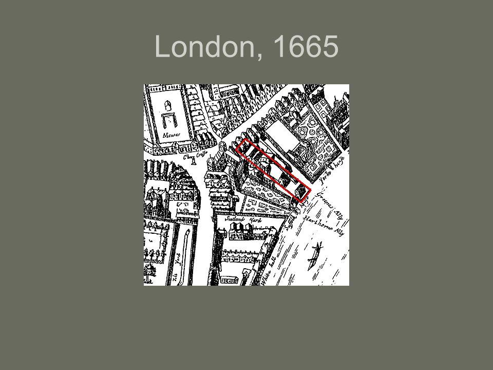 London, 1665