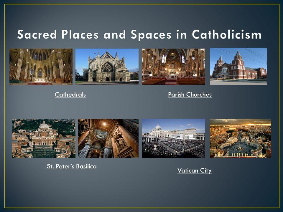 CathedralsParish Churches St. Peter's Basilica Vatican City