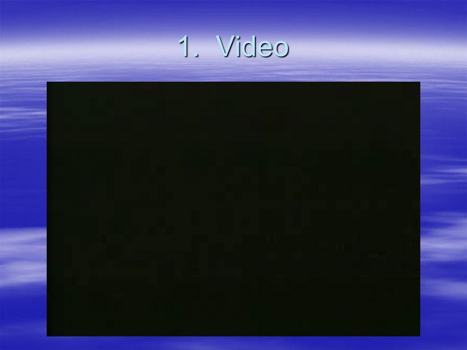 1. Video
