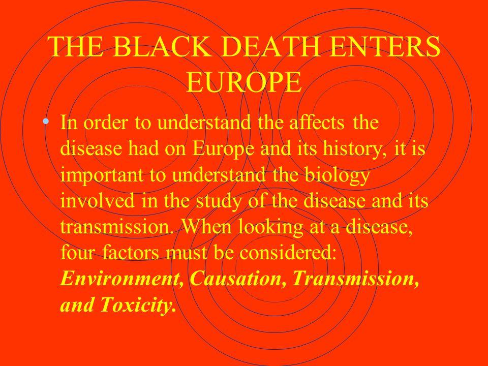 THE BLACK DEATH 1.