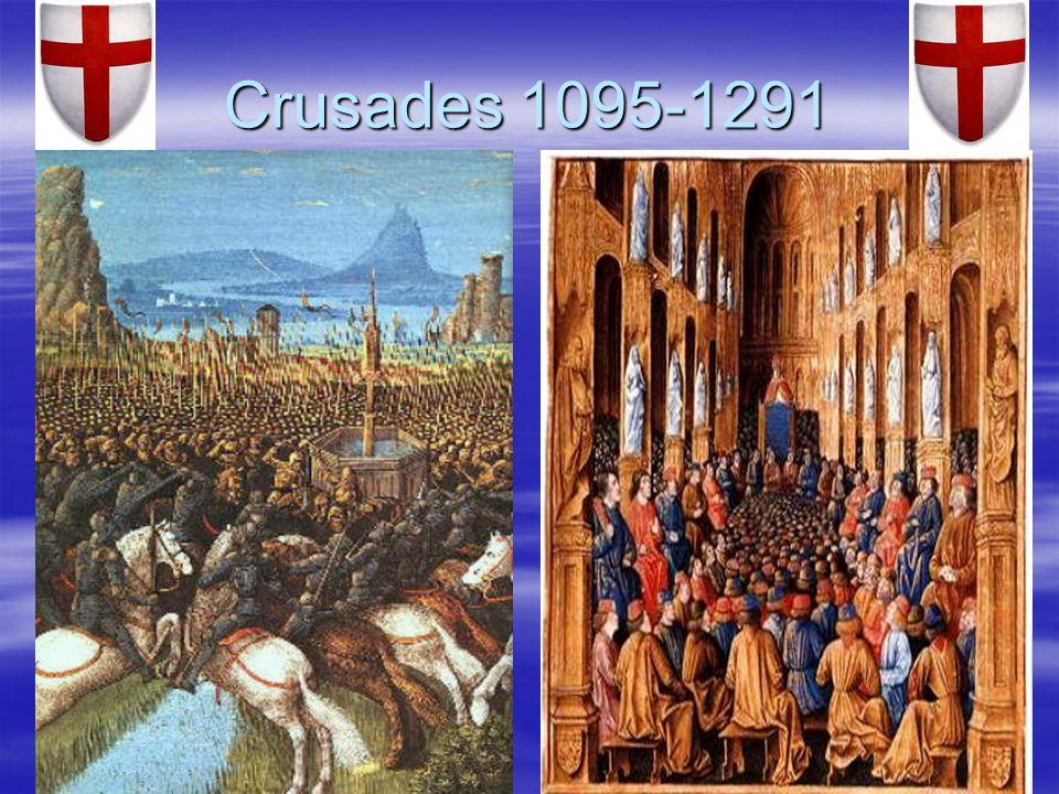 Crusades 1095-1291