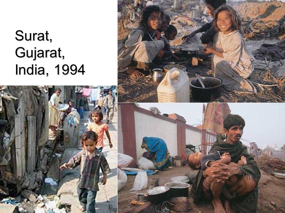Surat, Gujarat, India, 1994