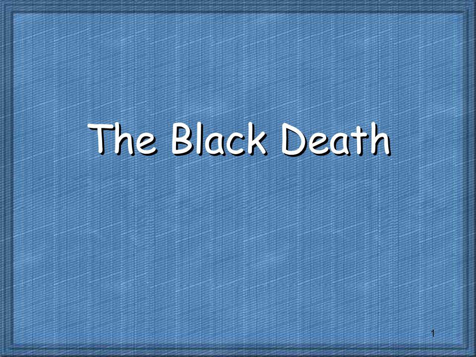 1 The Black Death