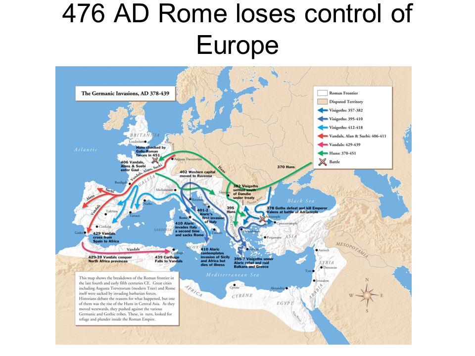 787 AD Vikings start attacking