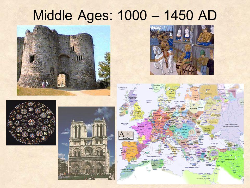 Crusades 1095-1291 A.D.
