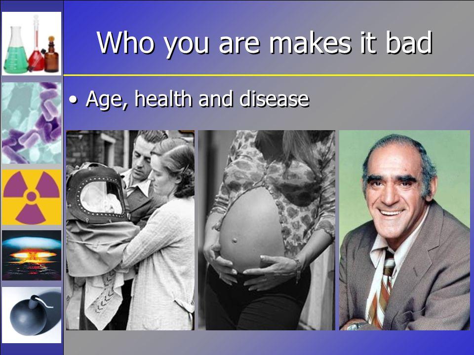 Examples of biologic agents Bacteria Anthrax Tularemia Pneumonic Plague Viruses Smallpox Influenza Viral Hemorrhagic Fevers (VHFs); Lassa, Ebola, Marburg Biological Toxins Botulism Bacteria Anthrax Tularemia Pneumonic Plague Viruses Smallpox Influenza Viral Hemorrhagic Fevers (VHFs); Lassa, Ebola, Marburg Biological Toxins Botulism