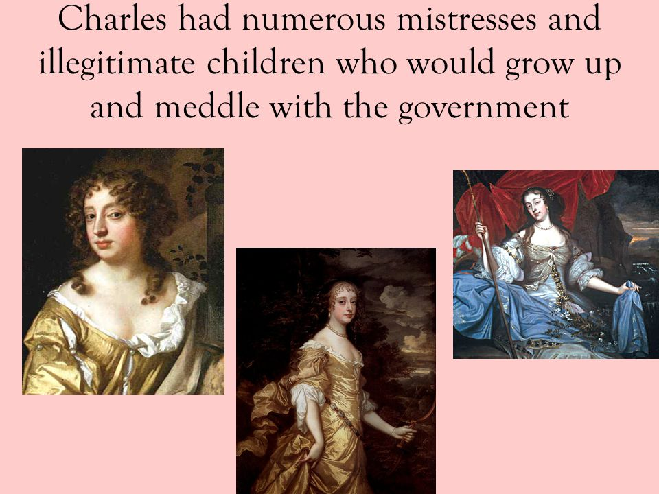 And in 1701, things are made final when the Act of Settlement says that no King or Queen of England can ever be Catholic, and all heirs lose their place in the succession if they become Catholic or marry a Catholic.