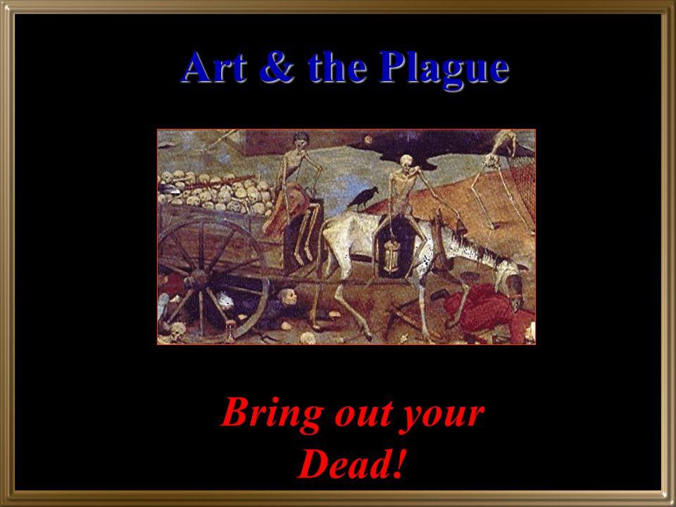 Art & the Plague