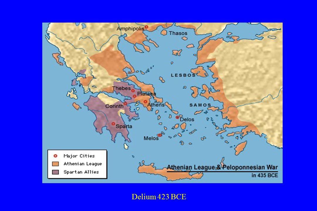 Delium 423 BCE