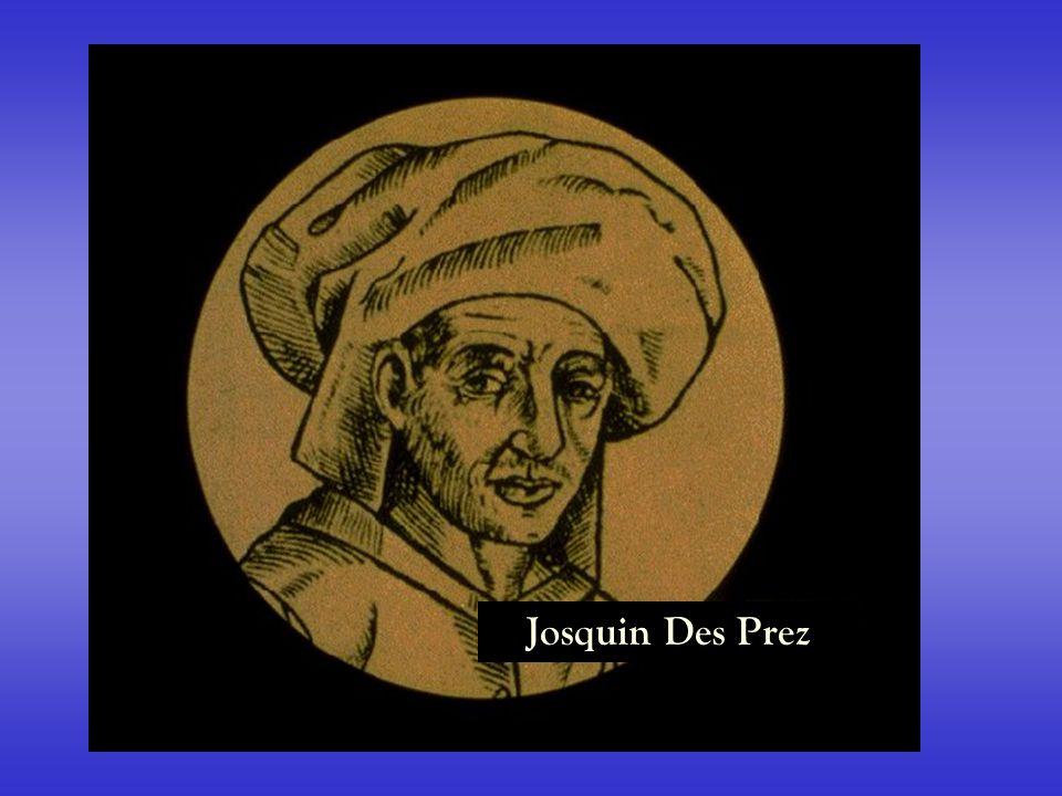 Josquin Des Prez