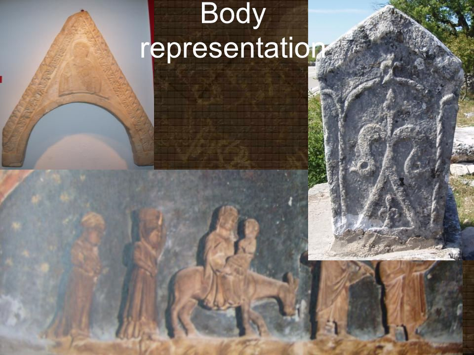 Body representation