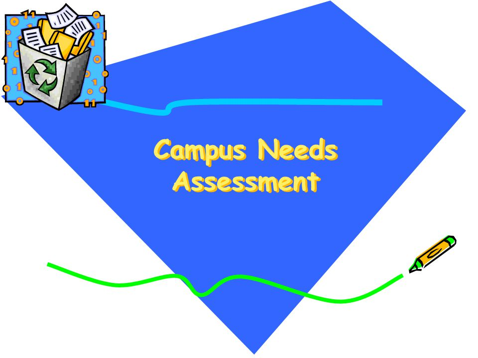 Campus Needs Assessment