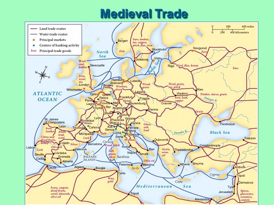 Medieval Trade