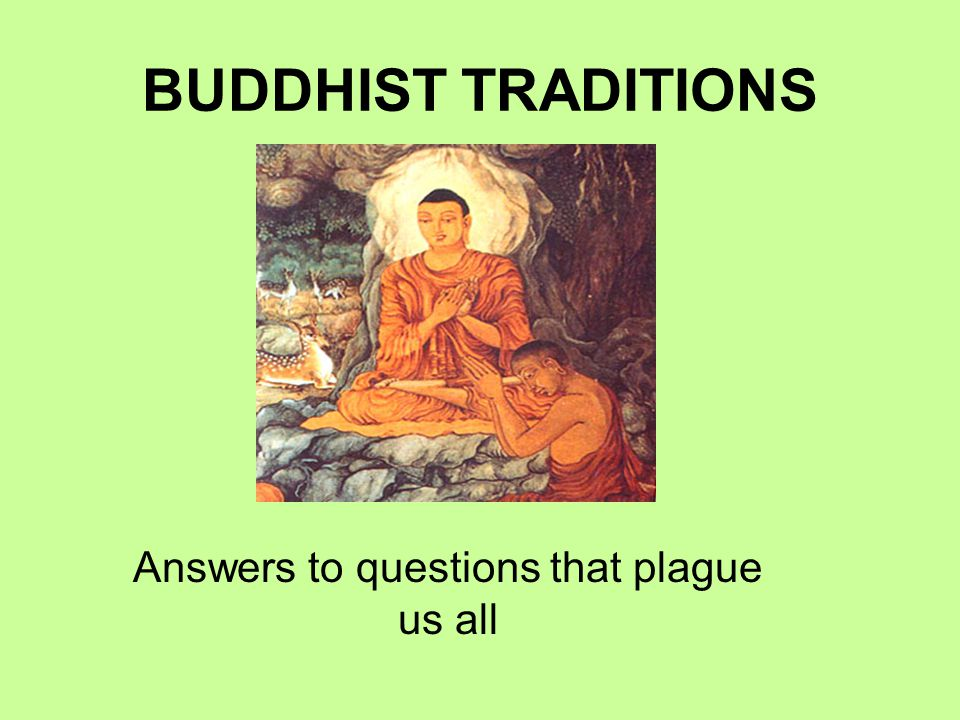 The Four Noble Truths summ.1. Life means suffering.(dukkha)1.