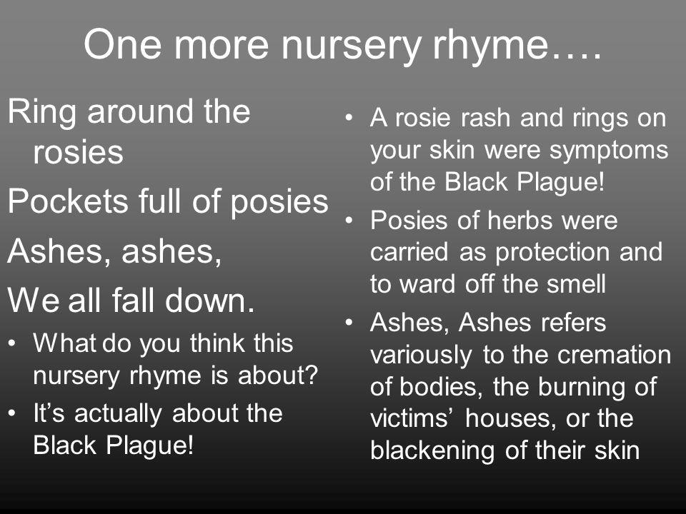 One more nursery rhyme….