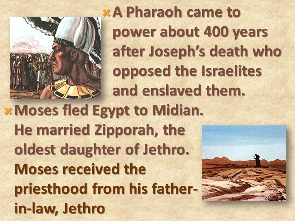  They would always remember the Passover.