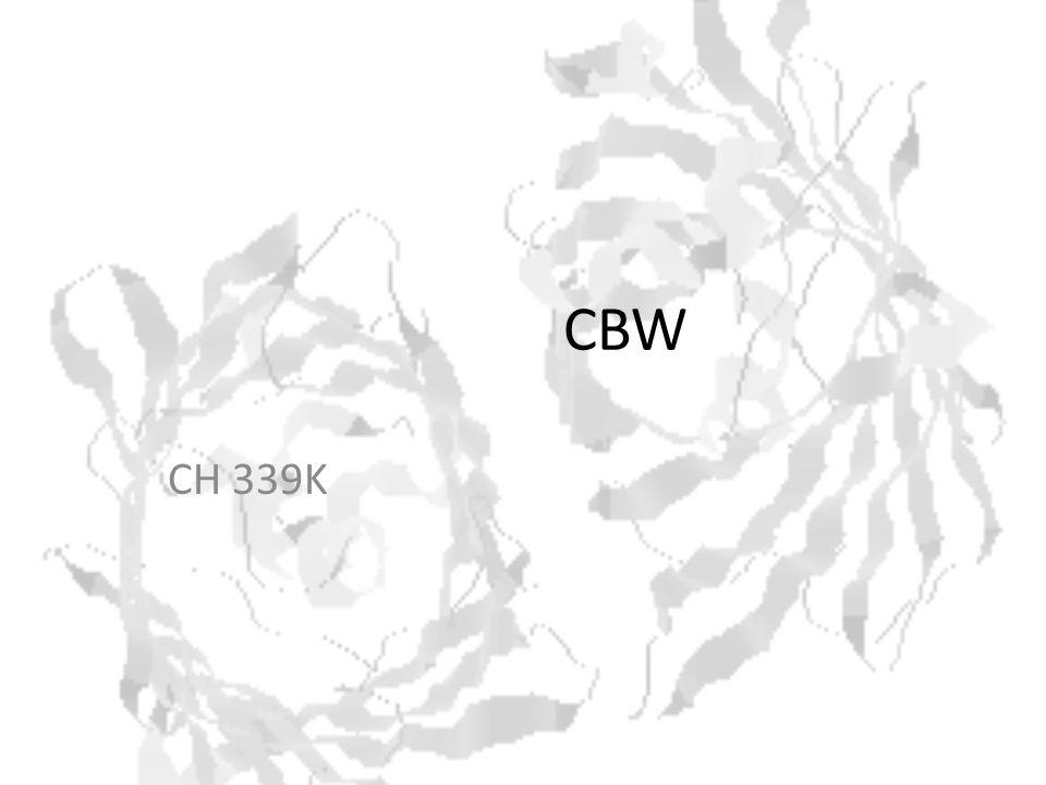 CBW CH 339K