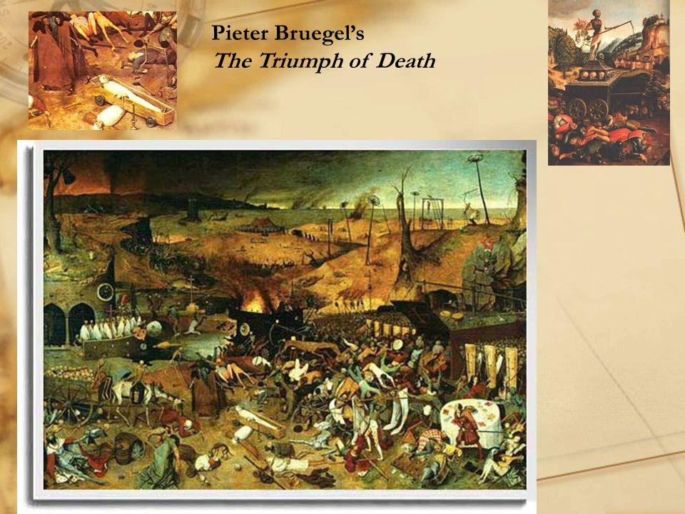 Pieter Bruegel's The Triumph of Death