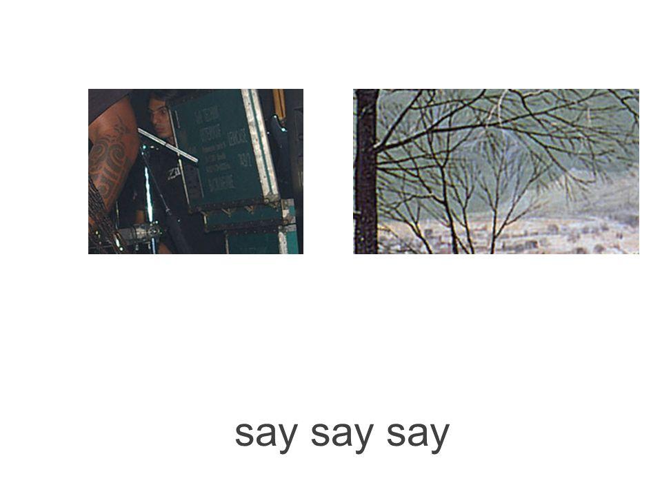 say shoulder