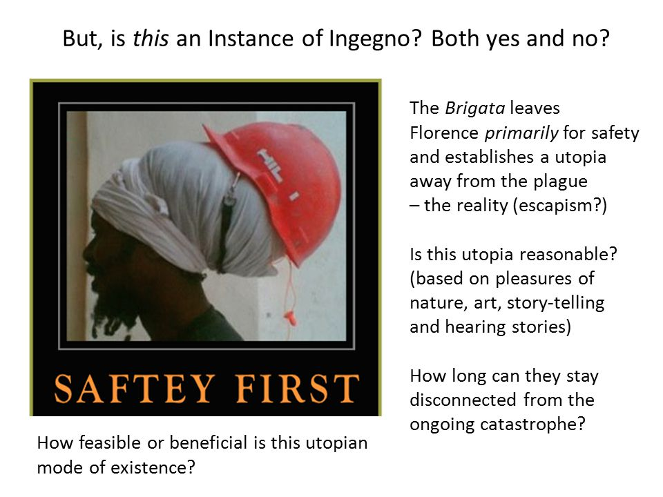 But, is this an Instance of Ingegno. Both yes and no.