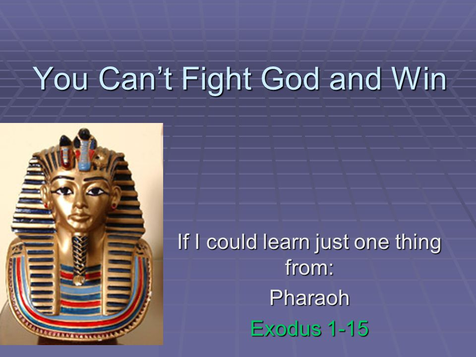 Plague 9: Darkness – against Amon-Ra – the god of the sun