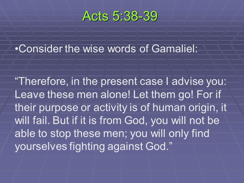 What Happens When Someone Decides to Fight Against God.