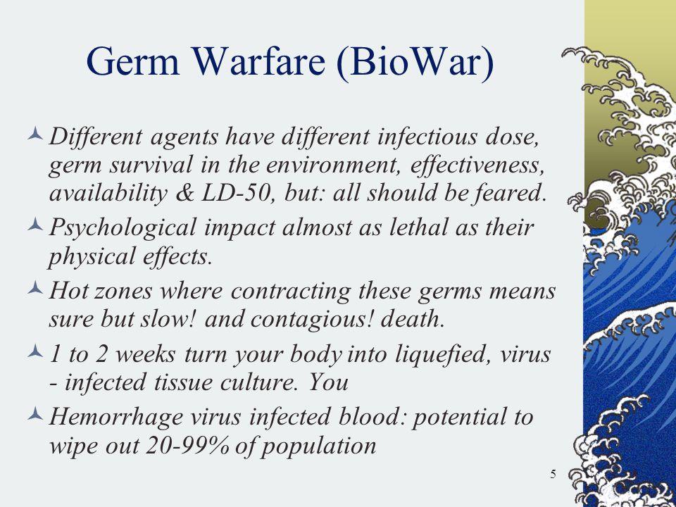 Pneumonic Tularemia Most severe form Inhalation of aerosolized bacteria.