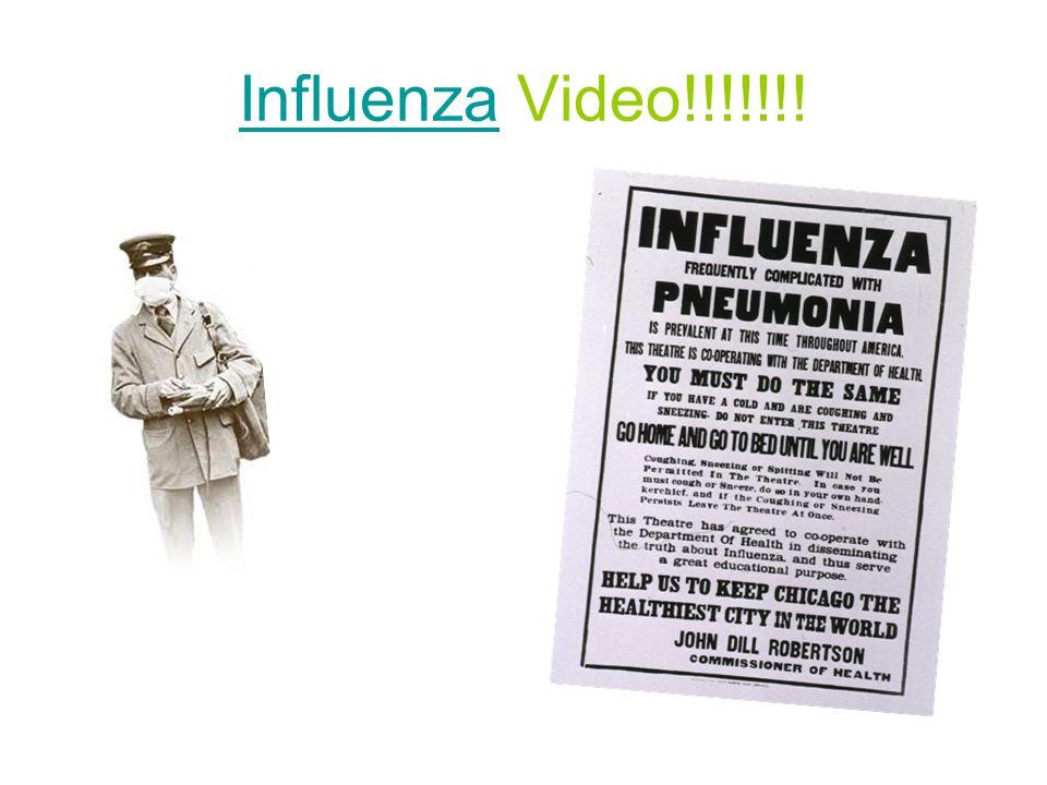 InfluenzaInfluenza Video!!!!!!!