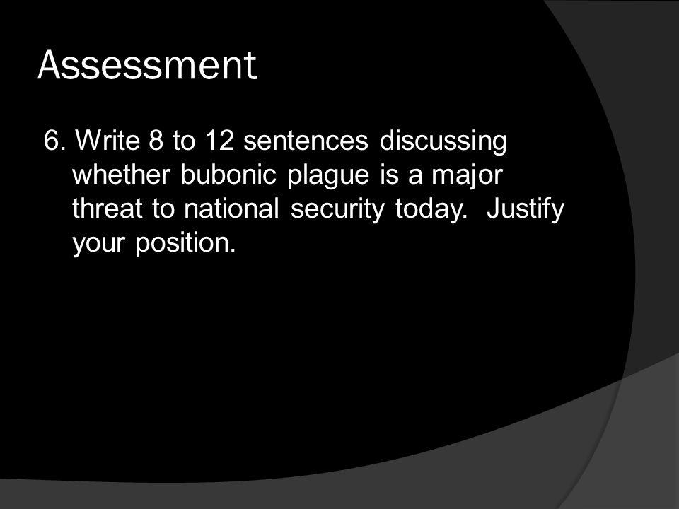 Assessment 6.
