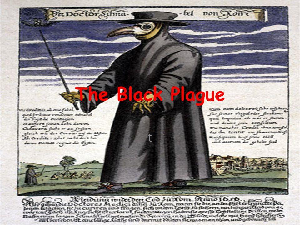 The Black Plague t