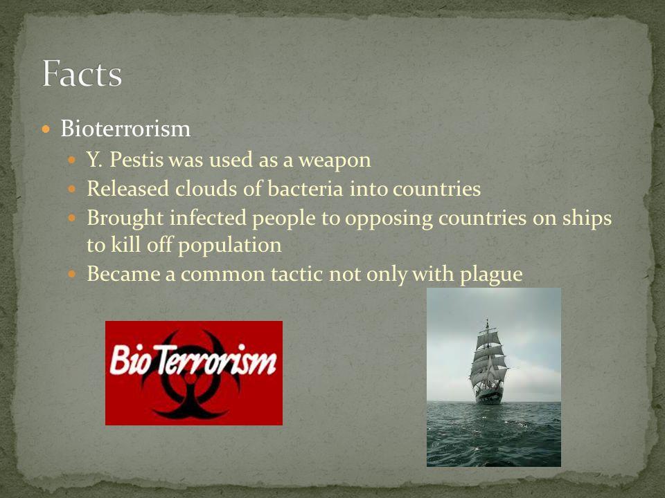 Bioterrorism Y.