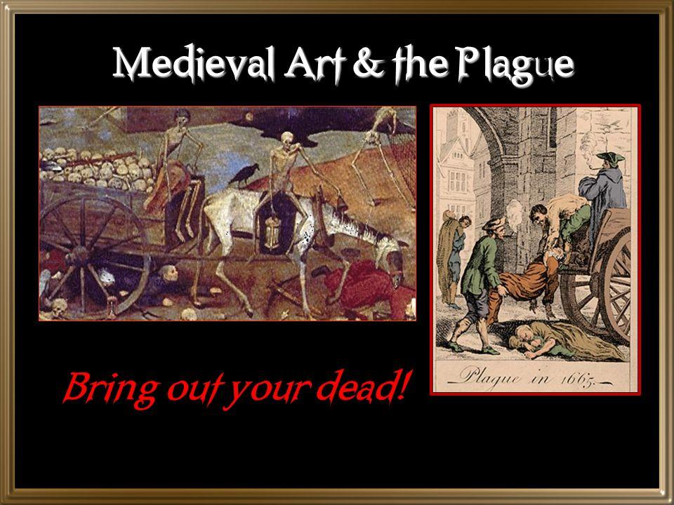 Medieval Art & the Plague