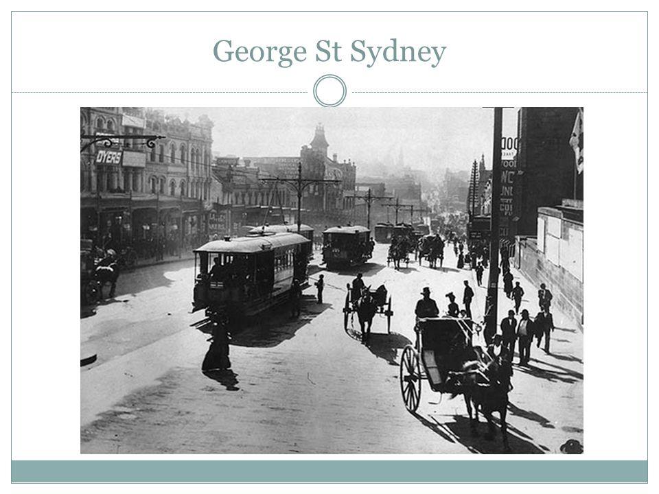 George St Sydney