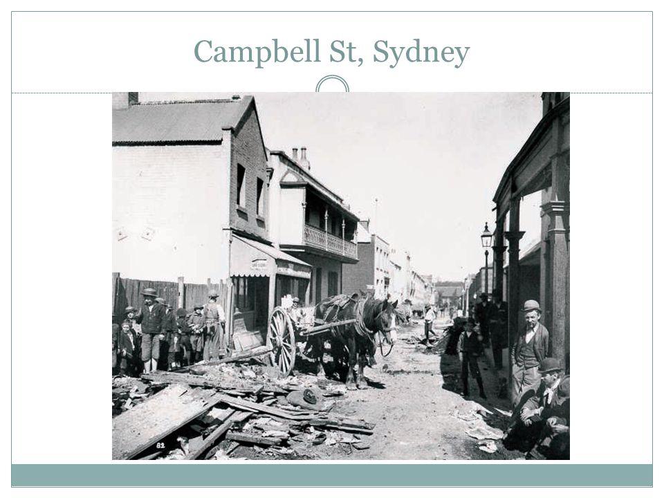 Campbell St, Sydney