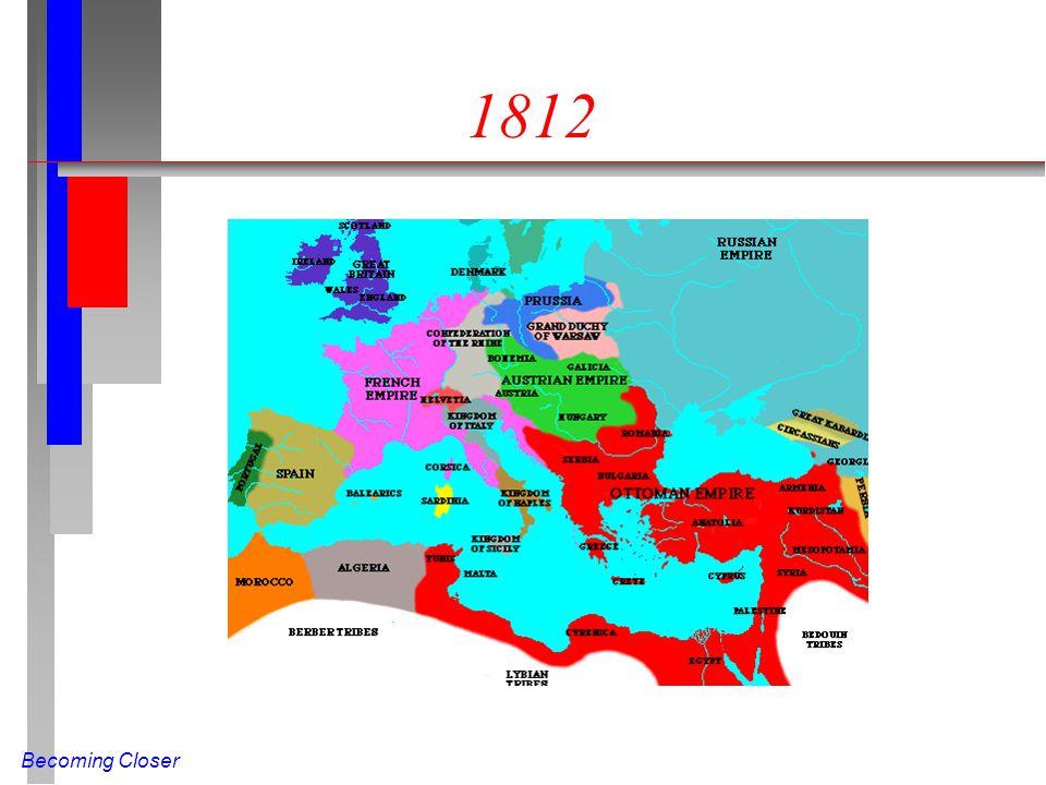 Becoming Closer 1812