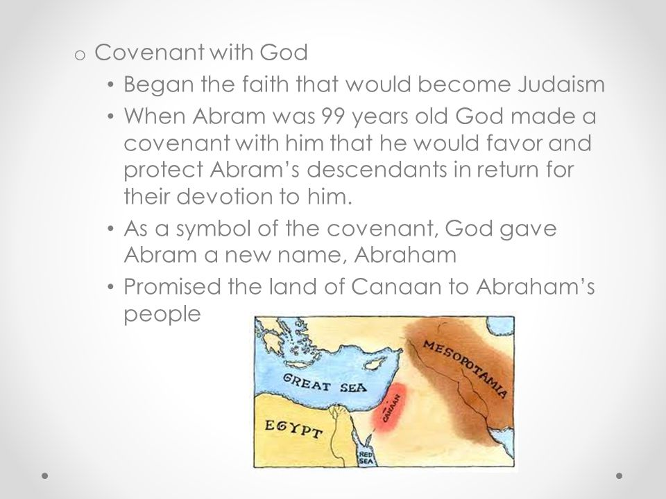 o Abraham's Sacrifice Normal sacrifices were made such as sheep Torah states that God tested Abraham by telling him to sacrifice his son Isaac (born late in Abraham's life).