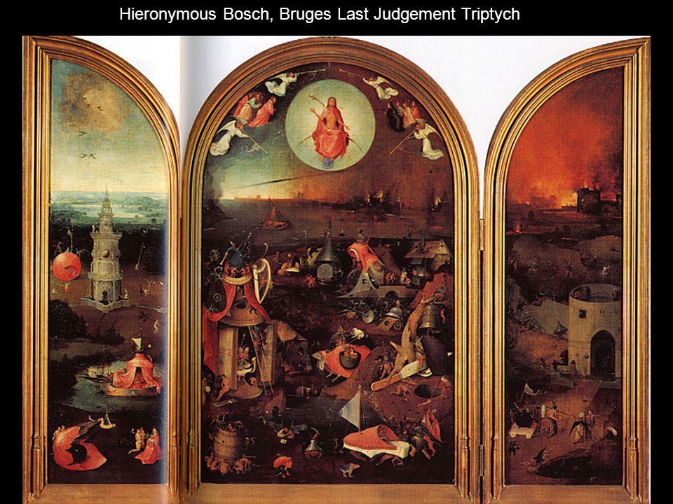 Hieronymous Bosch, Bruges Last Judgement Triptych