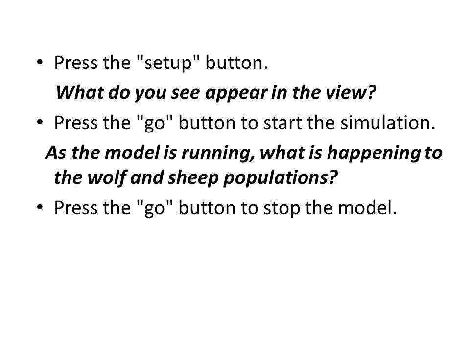 Press the
