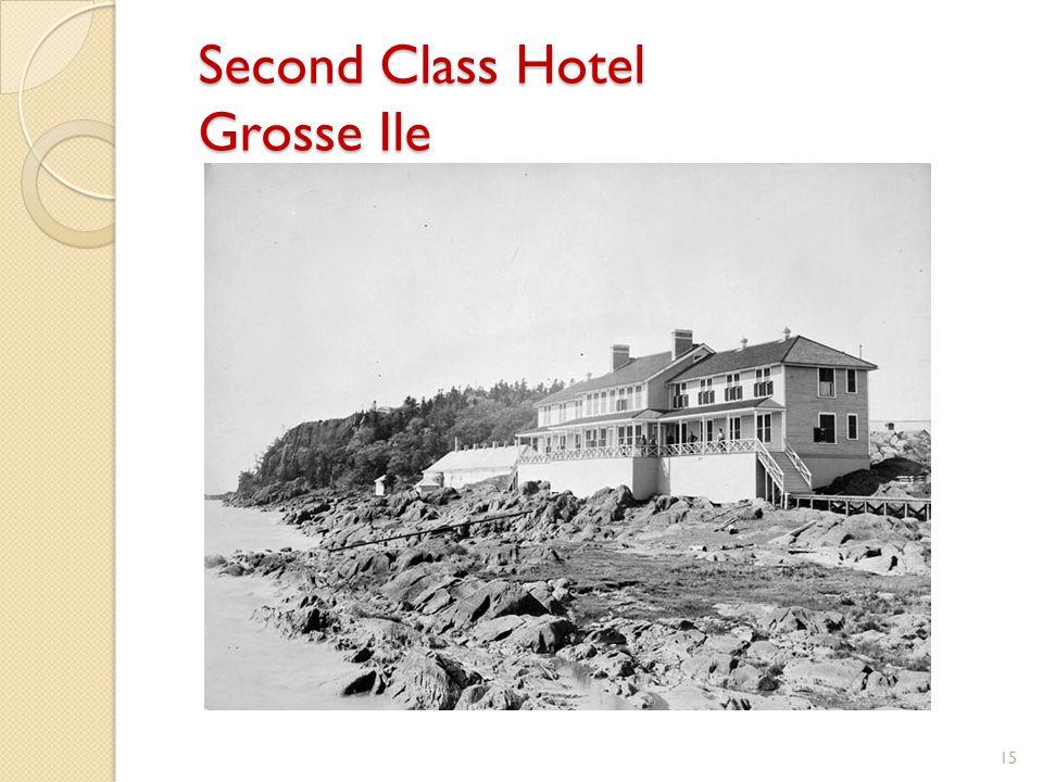 Second Class Hotel Grosse Ile 15