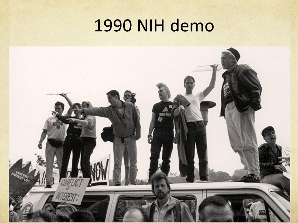 1990 NIH demo