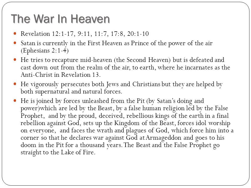 The Fall of Satan 1.