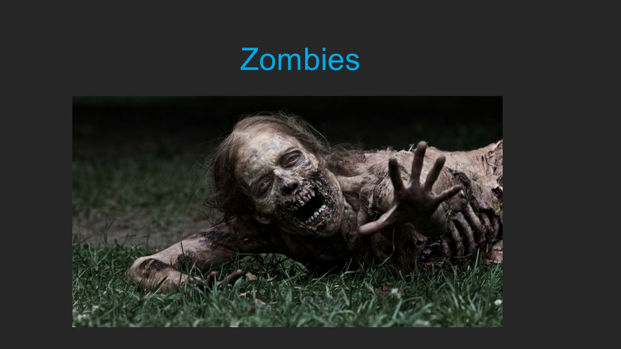 How dangerous can zombies actually be?