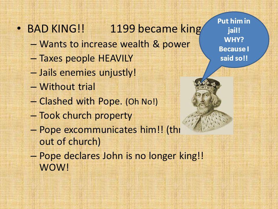 BAD KING!.