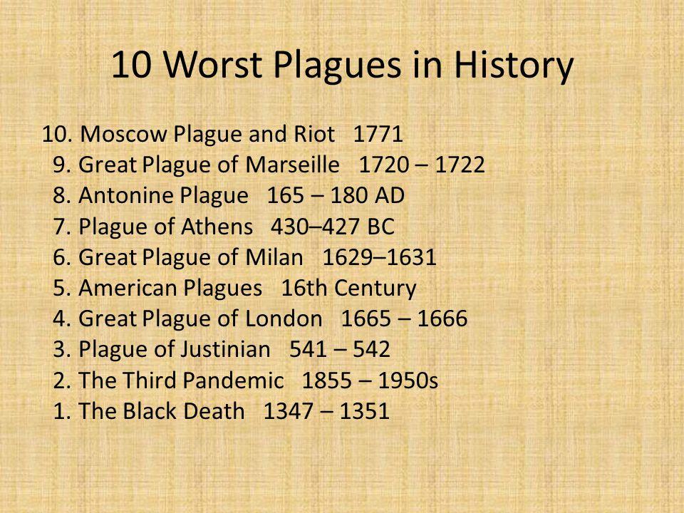 Plague Black Plague: Discovery Ed