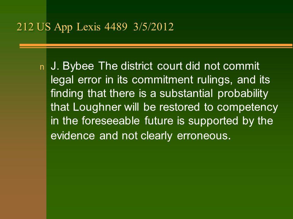 212 US App Lexis 4489 3/5/2012 n J.