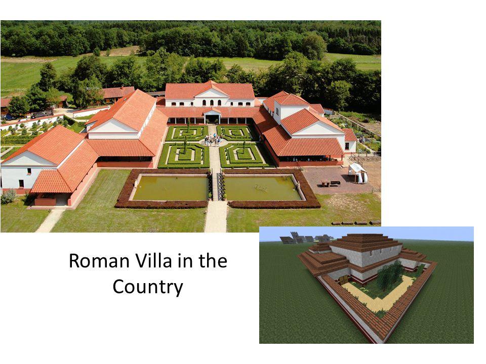 Roman Villa in the Country