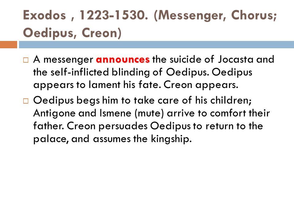 Exodos, 1223-1530.