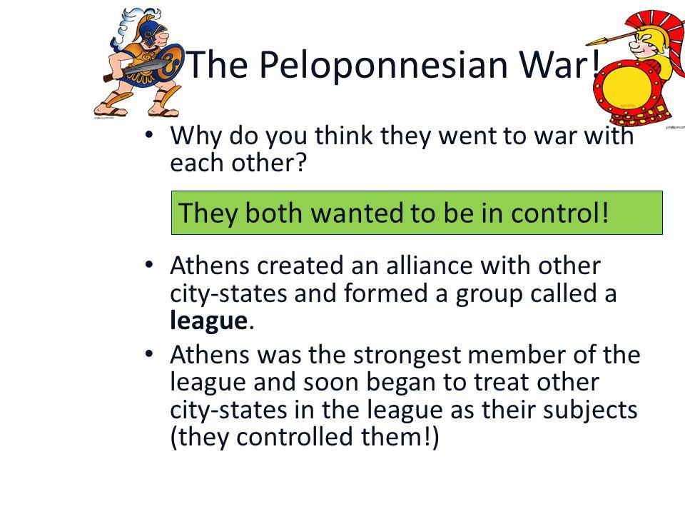 The Peloponnesian War.